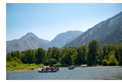 leavenworth wa rafting